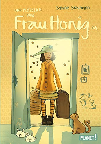 Und plötzlich war Frau Honig da (1)