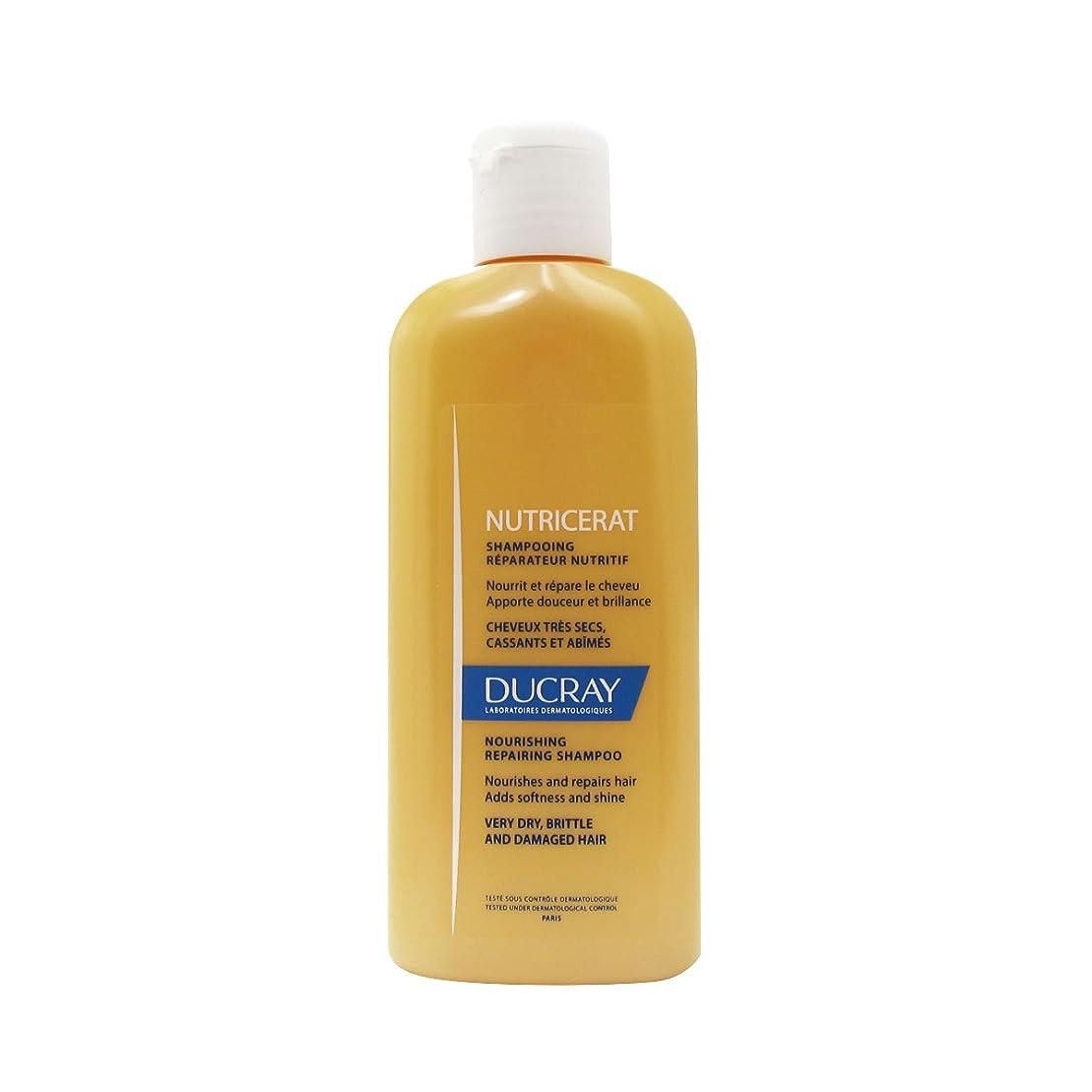 スリップ魅力的アクションDucray Nutricerat Intense Nutrition Shampoo 200ml [並行輸入品]