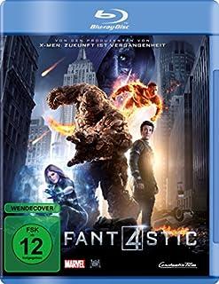 Fantastic Four (2015) [Blu-ray]