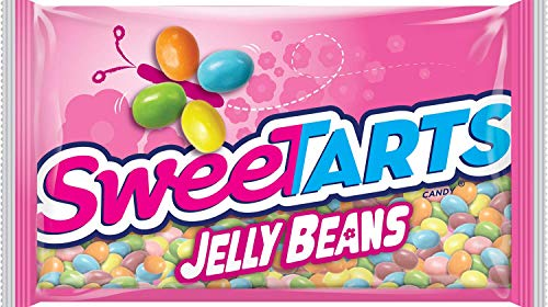 SweeTARTS Jelly Beans Easter Candy 14, Assorted,...