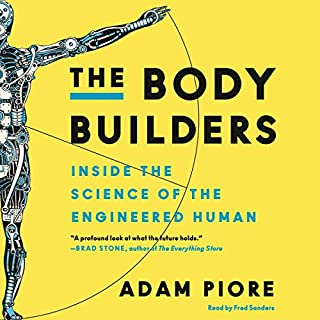 The Body Builders audiobook cover art