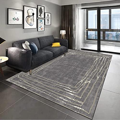 NTtie Dormitorio Decoración para el hogar Alfombras de Dormitorio Alfombra de Sala de Estar Retro para el hogar Adecuada para la Cocina del Dormitorio
