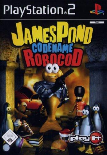 James Pond: Codename Robocod (Play it)