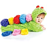 Colorful Caterpillar Baby Bunting Costume - 0-6 Months