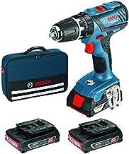 Bosch Professional 06019E7101 Taladro con bolsa, 18 W, 18 V