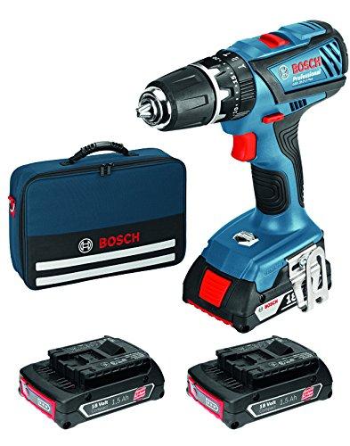 Bosch 06019e7101Bohrmaschine GSB 18–2Li 3B Plus