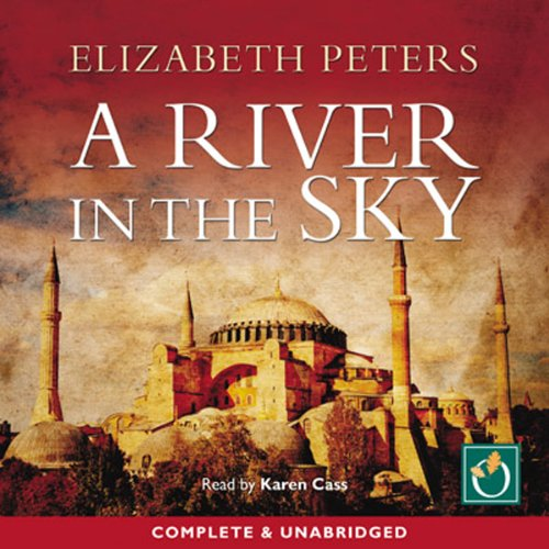 A River in the Sky audiobook cover art