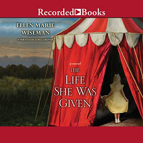 The Life She Was Given                   By:                                                                                                                                 Ellen Marie Wiseman                               Narrated by:                                                                                                                                 Lori Gardner                      Length: 13 hrs and 9 mins     551 ratings     Overall 4.2