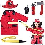 iPlay, iLearn Kids Firefighter Costume,...