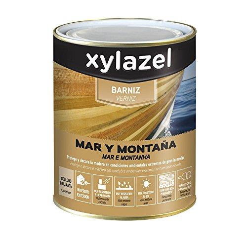 Xylazel M91377 - Barniz mar y montana 750 ml brillo 🔥