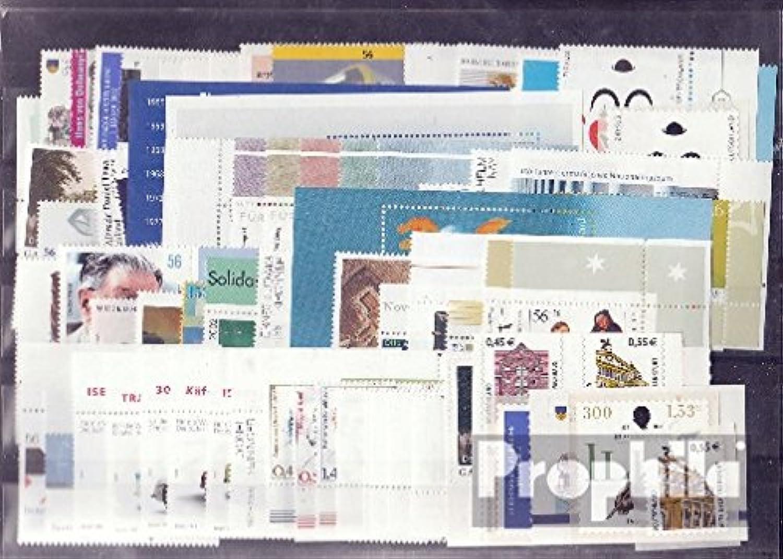 Venta en línea precio bajo descuento Prophila Collection RFA (RFA.Alemania) (RFA.Alemania) (RFA.Alemania) 2002 con 2303-2304 ba bc bd sin 2278 C completo año en limpio conservación (sellos para los coleccionistas)  bienvenido a elegir
