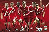 1art1 Fußball - FC Liverpool, Spieler 08/09 Poster 91 x 61