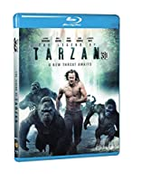 The Legend of Tarzan (Blu-ray HD3D+Blu-ray+DVD+Digital HD +UltraViolet Combo Pack)