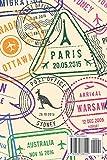 Zoom IMG-1 alofi ruled travel diary notebook