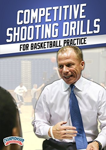 Competitive Shooting Drills for Basketball Practice by Matthew Driscoll
