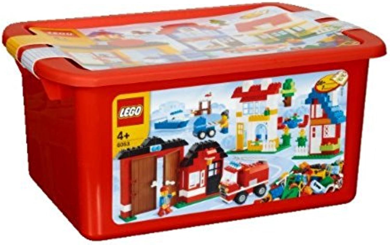 te hará satisfecho LEGO Bricks & More 6053 - Mi Primera Ciudad Ciudad Ciudad  mejor moda