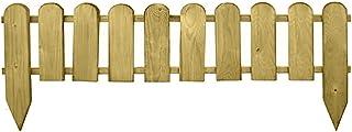 Papillon 8044827 Bordo Valla 10 Elementos, Madera, 110x50x3 cm