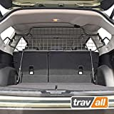 Travall Guard Compatible with Subaru Forester SK (2018-Current) TDG1635 - Rattle-Free Steel Vehicle Specific Pet Barrier