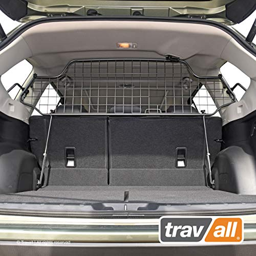 Travall Guard Hundegitter Kompatibel Mit Subaru Forester (Ab 2018) TDG1635 - Maßgeschneidertes Trenngitter in Original Qualität