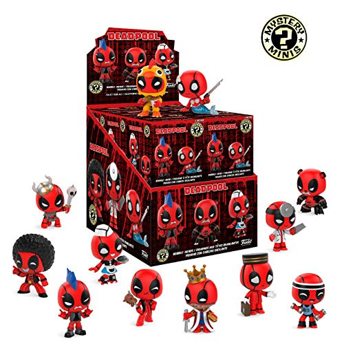 Mystery Mini: Marvel: Deadpool: una figura al azar