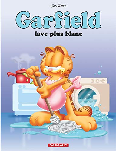 Garfield - tome 14 - Garfield, Lave plus blanc (14)