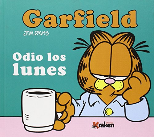 Garfield - Odio los lunes