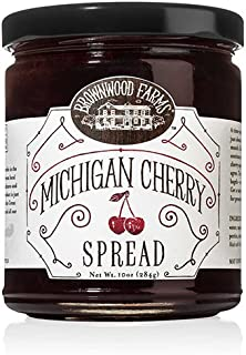 Michigan Cherry Premium Spread by Brownwood Farms (10 ounce)