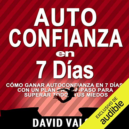 『Autoconfianza En 7 Días [Self-Confidence in 7 Days]』のカバーアート