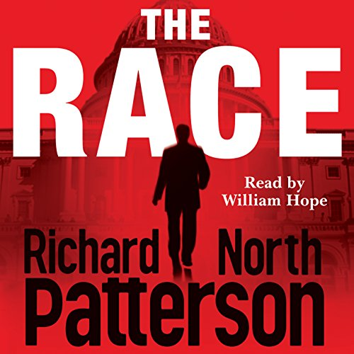 The Race audiobook cover art