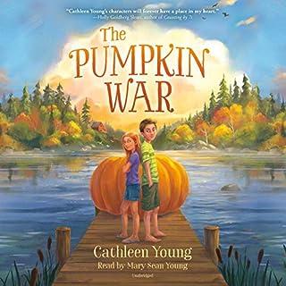 The Pumpkin War cover art