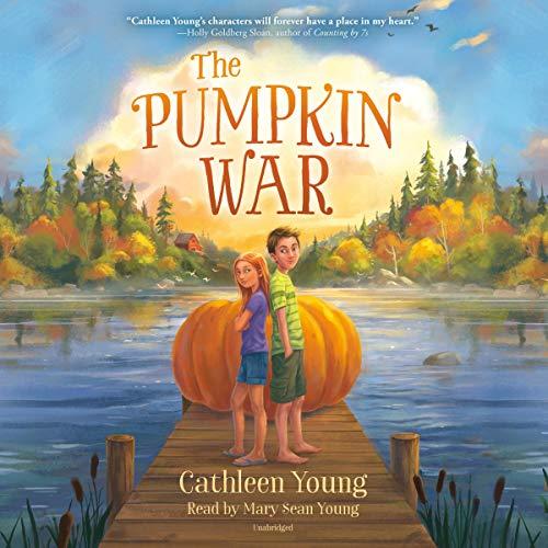 Couverture de The Pumpkin War