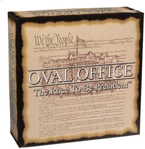Oval Office - The Race to be President by TaliCor