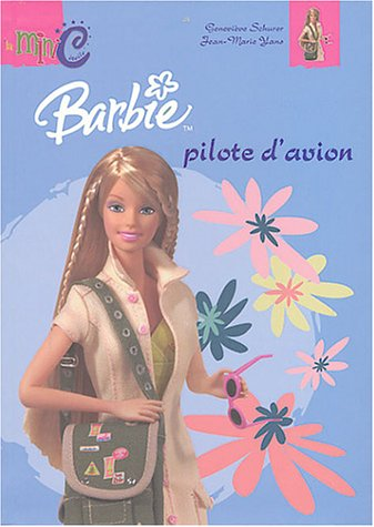 Barbie pilote davion