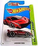 Hot Wheels Lamborghini Veneno RED Hot Wheels 189/250 Hw taller por Hot Wheels
