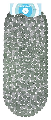 Circulators Alfombrilla bañera 99 x 39 cm gris
