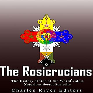 The Rosicrucians cover art