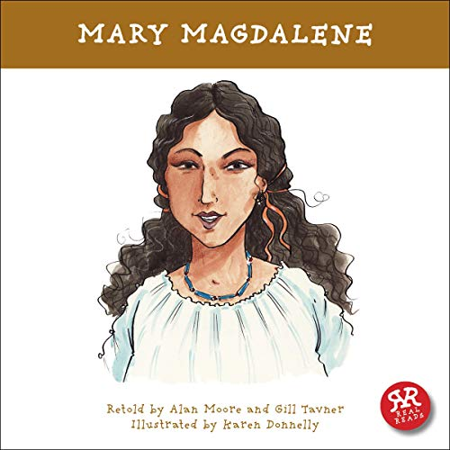 Mary Magdalene cover art
