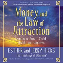 money and the law of attraction audiobook