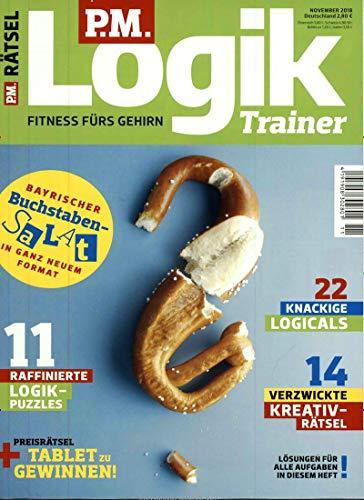 PM Logik Trainer [Abonnement jeweils 12 Ausgaben jedes Jahr]