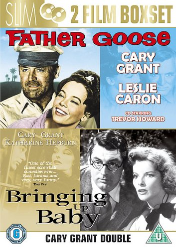 Father Goose/Bringing Up Baby [Reino Unido] [DVD]