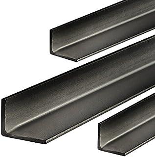 Edelstahl Blechlwinkel 2000mm 80x80 mm hochglanzpoliert V2A 0,8mm stark Abdeckleiste Kantenschutz,kreativ bauen 200cm Edelstahlwinkel L-Profil Schenkel 8x8 cm