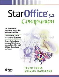 StarOffice 5.2 Companion