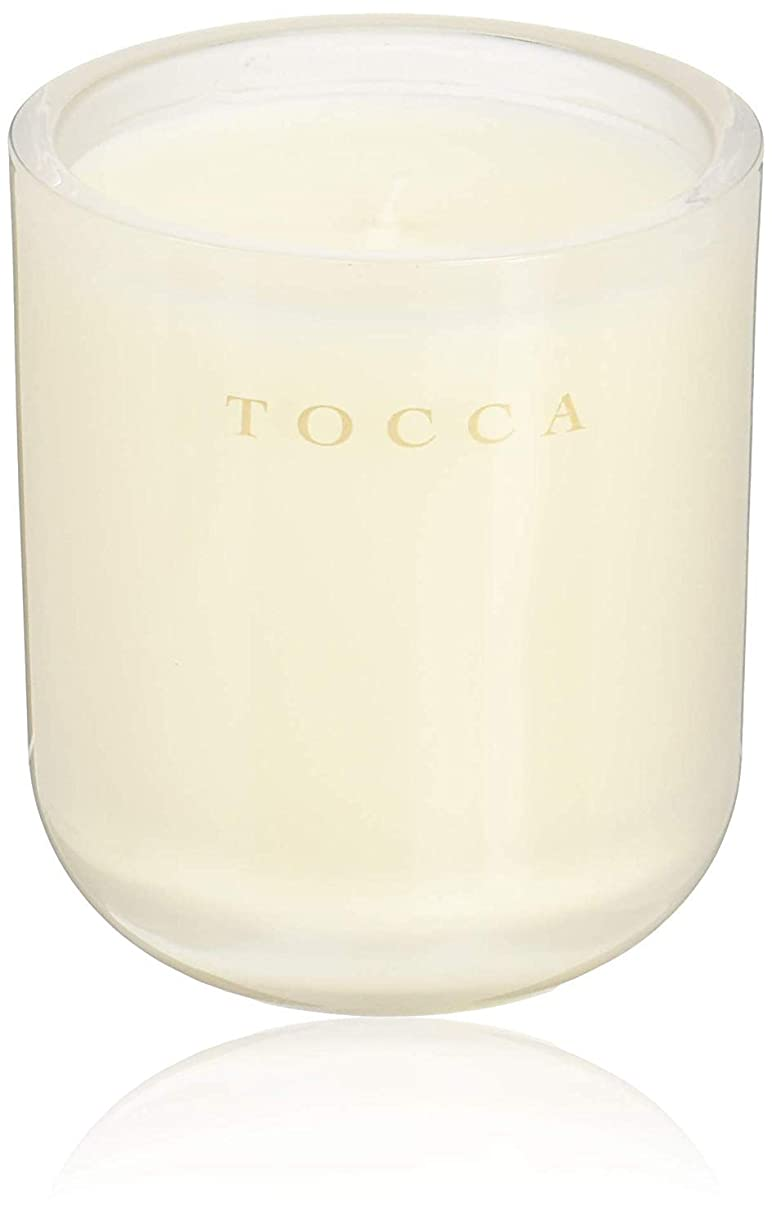 ジャンル申し立てペルーTOCCA(トッカ) ボヤージュ キャンドル ボラボラ 287g (ろうそく 芳香 バニラとジャスミンの甘く柔らかな香り)