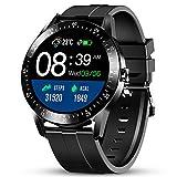 GOKOO Reloj Inteligente Hombres Smartwatch Monitor de Actividad con 24 Modos...