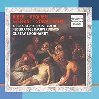 Biber: Requiem a 15; Steffani: Stabat Mater (1996-06-18)
