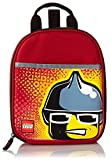 LEGO City Minifigure Vertical Lunch, Red, One Size