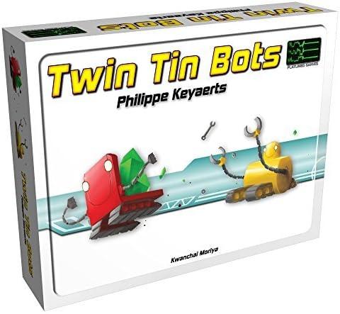 Twin Tin Bots Board Oakland Mall shipfree Game