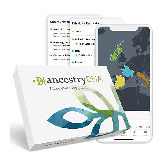 AncestryDNA-Genetic-Ethnicity-Test-Ethnicity-Estimate-AncestryDNA-Test-Kit-Health-and-Personal-Care