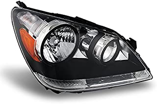 For 2005 2006 2007 Honda Odyssey Headlight Front Head Lamp Passenger/Right Side Direct Replacement