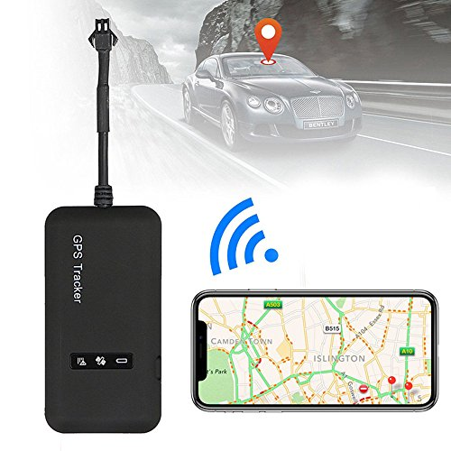Yefun - Localizador de rastreador GPS para coche, GPS en tiempo real GT02 GPRS GSM, dispositivo de seguimiento para vehículo, camión, furgoneta